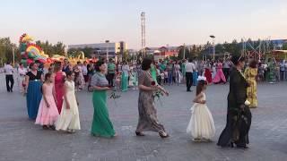 Международный флешмоб женственности в Мегионе 1 августа 2017 г.