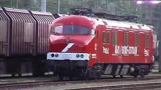 Euro Rails 128 - De Euro Rails zomer van 2003 deel 3