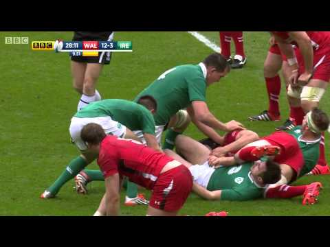 Wales vs Ireland 2015 Six Nations