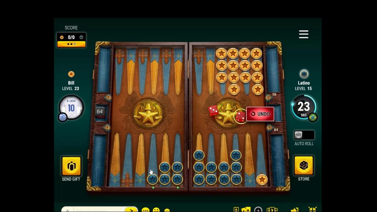 Backgammon Live Online