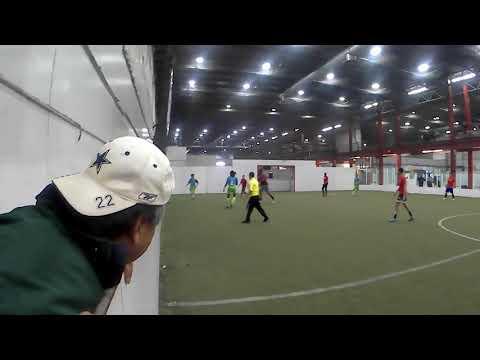 Championship Game: JB United FC vs Just TBD (First half pt 1)