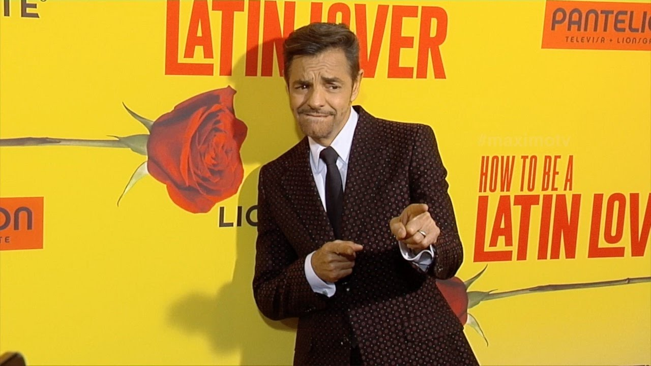 How To Be A Latin Lover Eugenio Derbez
