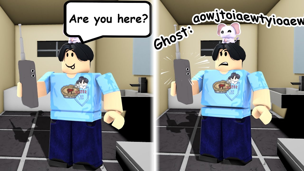 Download Paranormica NEW UPDATE Along With GHOST REWORK   Phasmophobia   Roblox