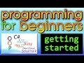Programming For Beginners - Introduction