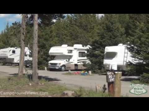 CampgroundViews.com - Fishing Bridge RV Park Yellowstone National Park Wyoming WY