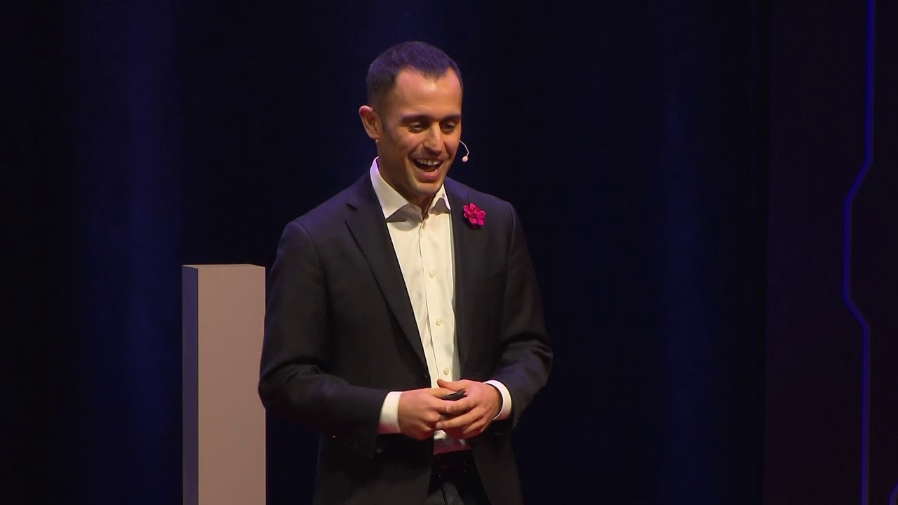 Are You Our Best Hope for Cybersecurity? | Parham Eftekhari | TEDxPSU