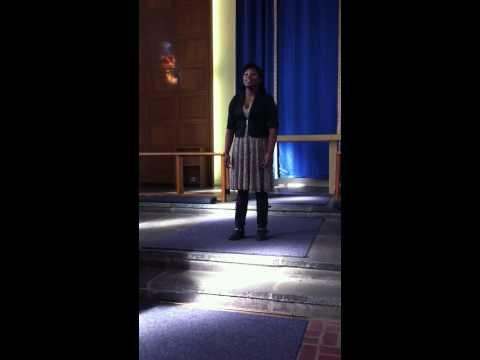 Dream Variation- Margaret Bonds / Words by Langston Hughes