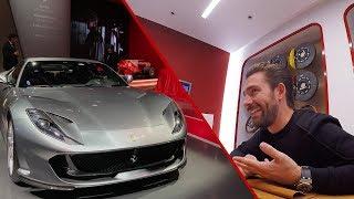 Speccing A Ferrari 812 Superfast! | MrJWW