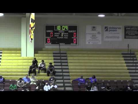 UMES Men's Basketball vs. Hampton