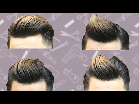 Top 5 New Hairstyles Tutorial | Men's Haircut & Hairstyle 2019 thumbnail