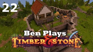 Timber And Stone S2e22 - Farm Expansion
