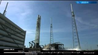 CRS-8 Dragon Technical Webcast