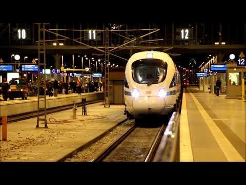 """Diesel ICE """"605 017"""" unterwegs in Leipzig"""