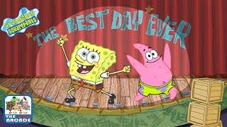 SpongeBob SquarePants: The Best Day Ever - Greatest Show Under Water (Nickelodeon Games)
