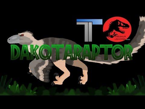 ¿Quien es dakotaraptor? | Dinosaur Universe