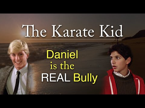 The Karate Kid: Daniel is the REAL Bully J. Matthew Movies, Ep 3