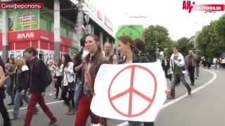 Демонстрация за Мир (Симферополь 01.05.14)(, 2014-05-02T10:24:17.000Z)