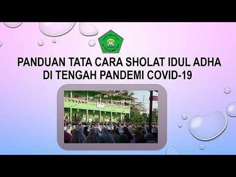 Tata Cara Pelaksanaan Sholat Idul Adha - Bisabo Channel