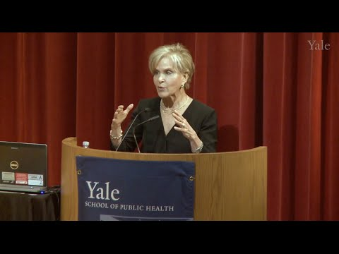 "Yale School of Public Health: ""Public Health 2.0: Aligning People and Planet"""