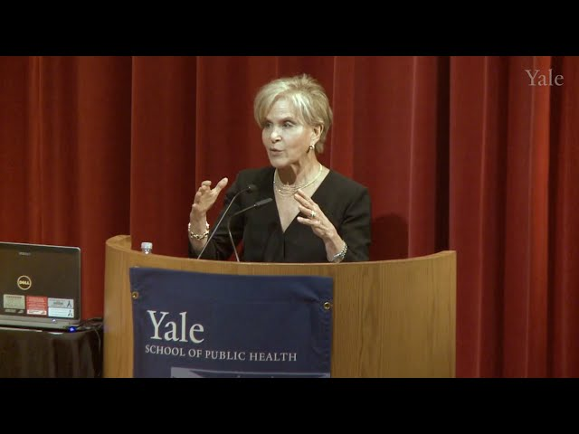 "Judith Rodin: ""Public Health 2.0: Aligning People and Planet"""