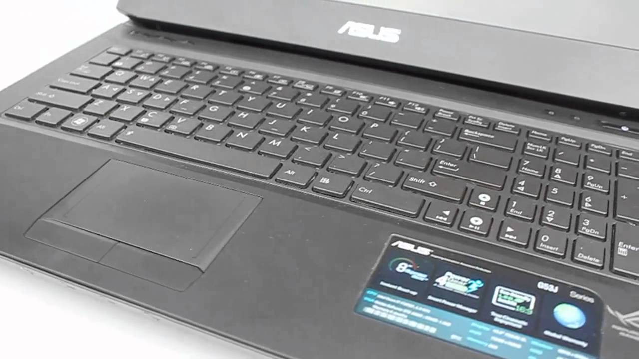 Asus G53Jw Notebook AI Recovery Driver for Windows