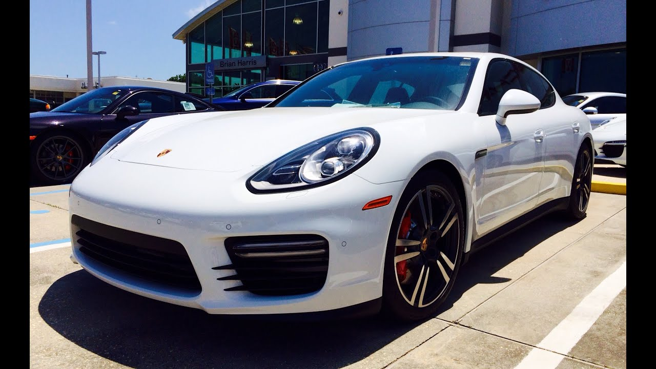 2014 porsche panamera gts exhaust start up and in depth review youtube - 2015 Porsche Panamera 4s