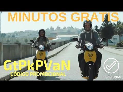 Probando Muving - Cómo funciona la empresa de alquiler motos eléctricas Muving