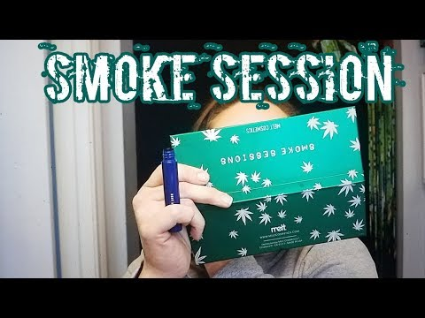Playing with the new Melt Smoke Sessions Palette thumbnail