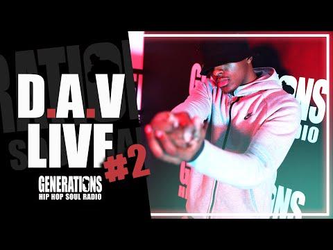 Youtube: D.A.V. – Live Generations »Délit de fuite»