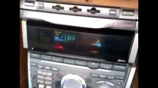 Sony Rxd 9 Twinwoofer Resimi