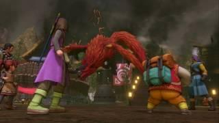 DQⅪ ドラクエ11 vs 人食い飛竜(第一戦)