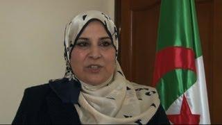 المرأة الجزائرية تكتسح البرلمان بفوزها بـ 148 مقعدا