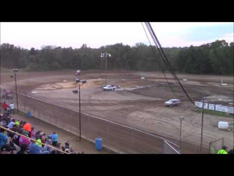 Butler Motor Speedway Sprint Heat #3 8/5/17