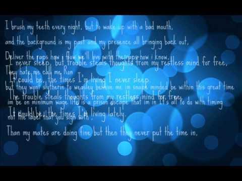 Ed Sheeran Feat. Devlin - Lately (Lyrics On Screen)
