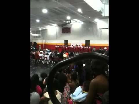 Coffeeville High School Graduation