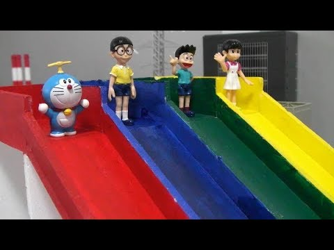 doraemon-color-slide-toys-video-for-kids