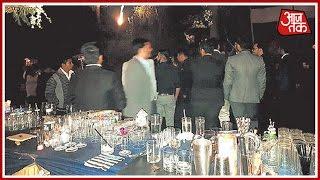 Police Raid Farmhouse In Vadodara, Detain 261 People For Allegedly Consuming Liquor