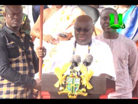 Accra will be Africa's cleanest city in four years - Nana Addo