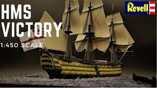 Revell HMS Victory 1:450 Scale
