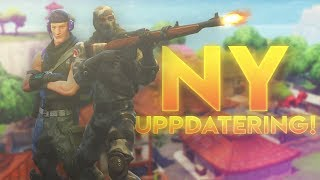 NEW CITY, NEW HUNTING RIFLE & NEW FREE SKINS! -FORTNITE IN ENGLISH