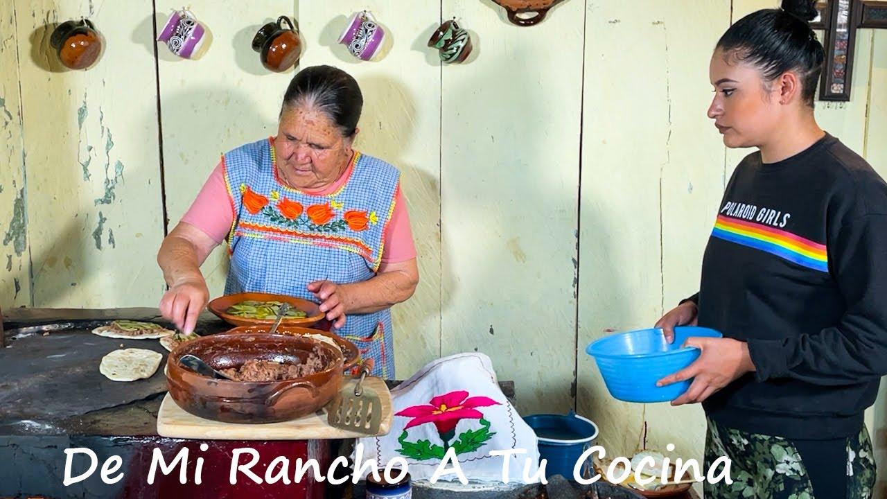 Download Esta Receta es Bien TRADICIONAL De Mi Rancho A Tu Cocina