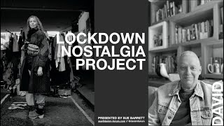 Sue Barrett's Lockdown Nostalgia Project - DAVID TRING