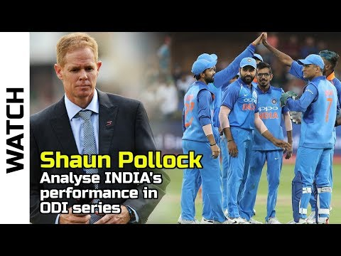Watch: Shaun Pollock analyse Kohli & his teams performance in series | India Tour of South Africa