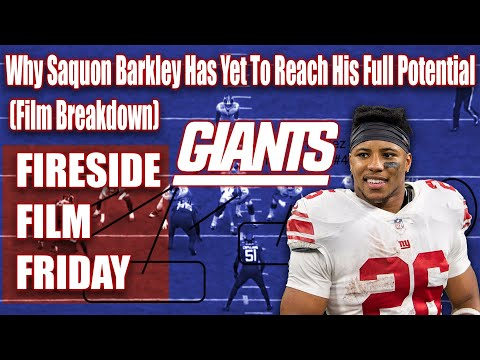Why Saquon Barkley Has Yet To Reach His Full Potential (Film Breakdown)