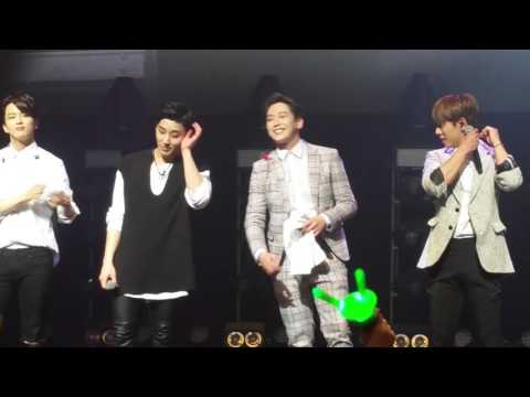 (Fancam) BAP IN DALLAS LOE 2016 {Spy + Be Happy + Feel So Good}