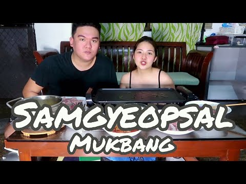 Samgyeopsal Mukbang (Filipinos) | Honey Bliss