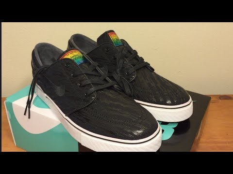 c4fd02b3f369f5 NIKE STEFAN JANOSKI LOW X CIVILIST UNBOXING - YouTube