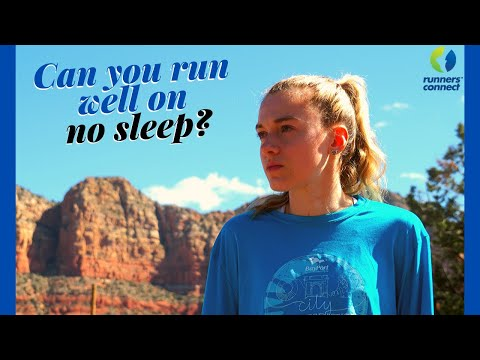 Can You Run Well on NO SLEEP?! | Tips for Runners on Sleep & Recovery