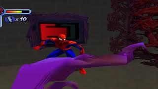 Spider-Man 2000 - Level 4 - Mysterio (Part 4)