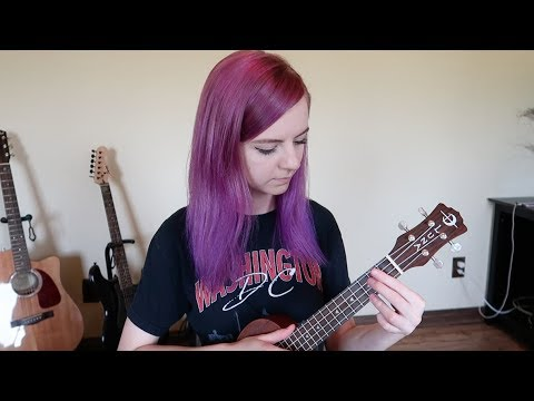 House Of Gold - twenty one pilots ukulele cover (remake 2 years later)